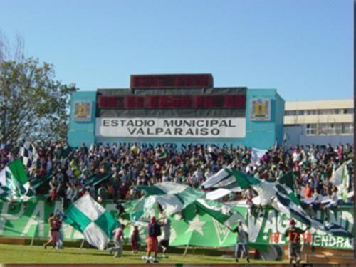 Galería Sur, antiguo estadio Playa Ancha