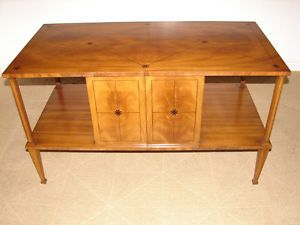 Vintage Charak Mid Century Table Console Flat TV Stand Top Almost Pristine | eBay