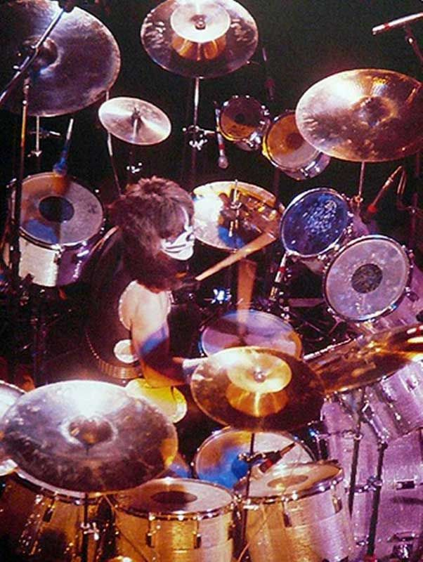 Peter Criss Mirror Ball Kit