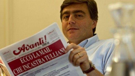 """""""Otto milioni a De Gregorio per far cadere Prodi"""""""