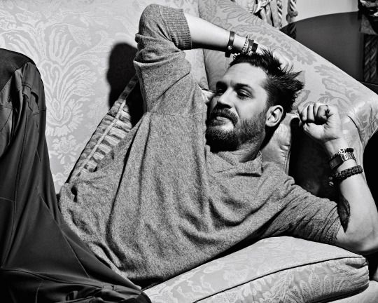 Tom Hardy - New York Magazine January 9, 2017, issue