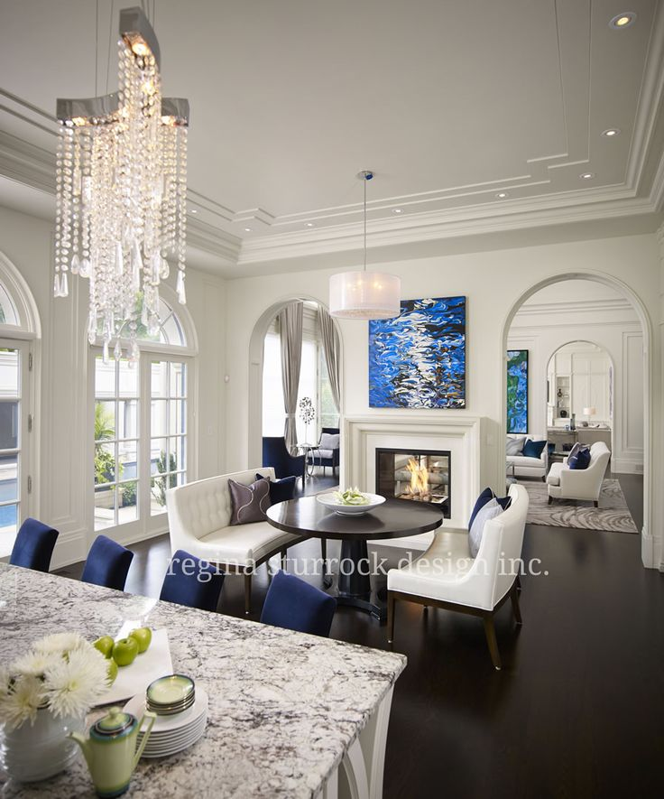 Burlington interior design project contemporary classicism regina sturrock design inc