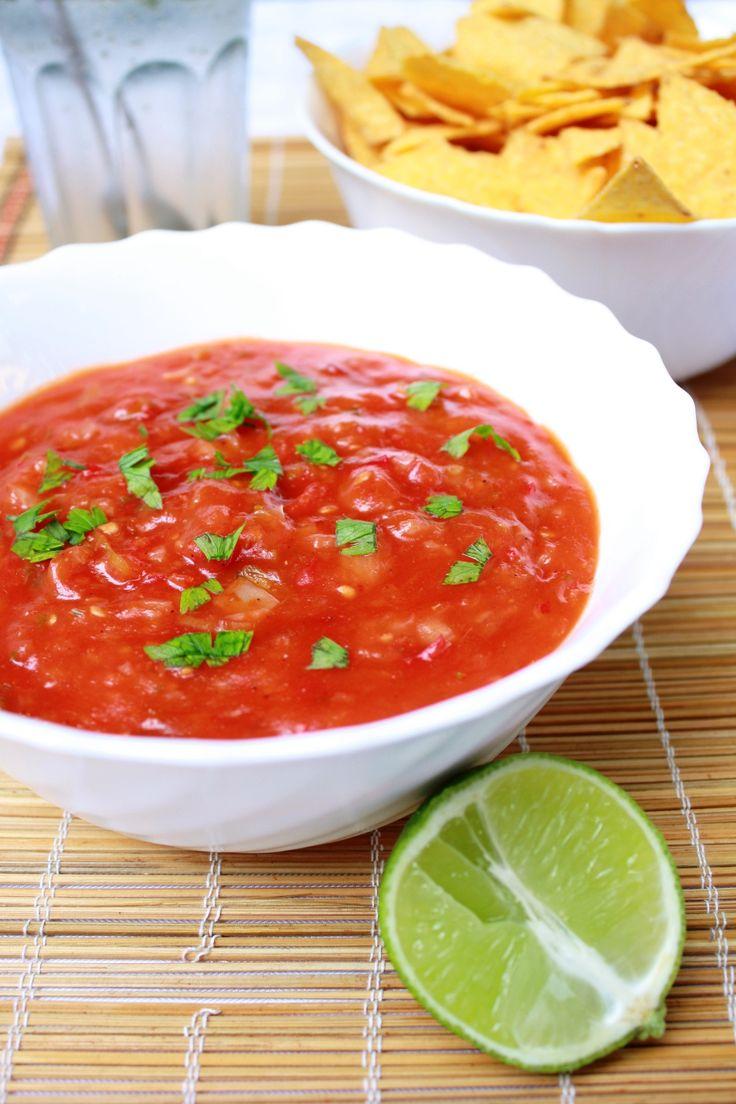 mexikói salsa