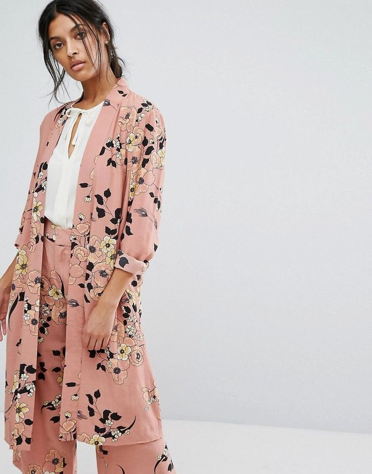 Buy it now. Gestuz Flower Print Long Open Blazer Co-ord - Multi. Blazer by Gestuz, Lightweight woven fabric, Lightly-textured finish, Floral print, Open front, Longline cut, Cut longer than normal length, Regular fit - true to size, Machine wash, 100% Viscose, Our model wears a UK 8/EU 36/US 4 and is 173cm/5'8 tall. Launched in 2007 by Sanne Sehested Nielsen and Lene Boesen, Danish label Gestuz combine crafted knitwear, cool leather pieces and statement dresses in clean silhouettes. The…