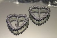 Heart buckle, Arts & Crafts - Super Floral Distributors - Decor, Floral accessories and Crafters accessories in Cape Town