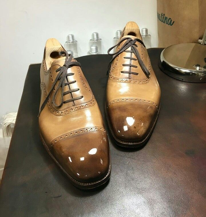 Shoe Patina