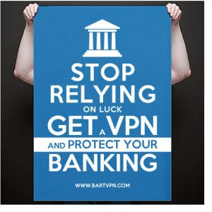 VPN – the best online banking security solution
