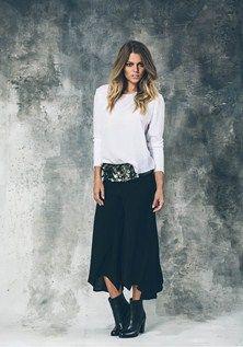 Sally Phillips – Adelaide Fashion Designer - Autumn/Winter 2014