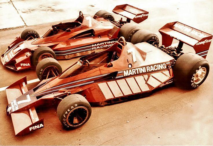 Brabham BT45C et BT46