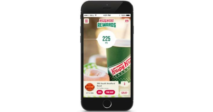 FREE Welcome Glazed Doughnut @ Krispy Kreme! (App Required) How To Get Your Free Welcome Doughtnut: 1)Download our app. Click Here To Download The App. 2)Register for Krispy Kreme Rewards and get a free welcome Original Glazed doughnut. 3)Scan app barcode to earn points with every purchase then...
