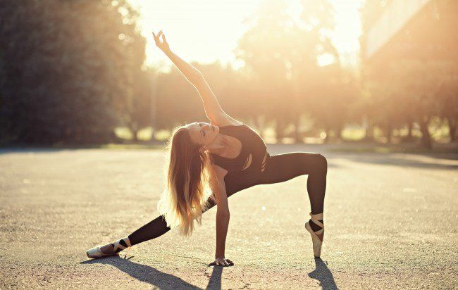 You don't have to dance like Shakira to look like her! Check out our favorite moves to get you a dancer's body.
