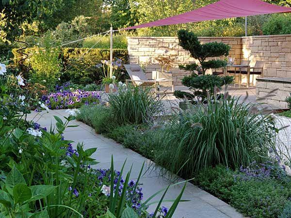 Garten Modern | Wandrey : Gradlinig Und Modern