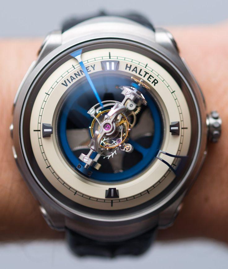 Vianney Halter Deep Space Tourbillon Watch Hands-On