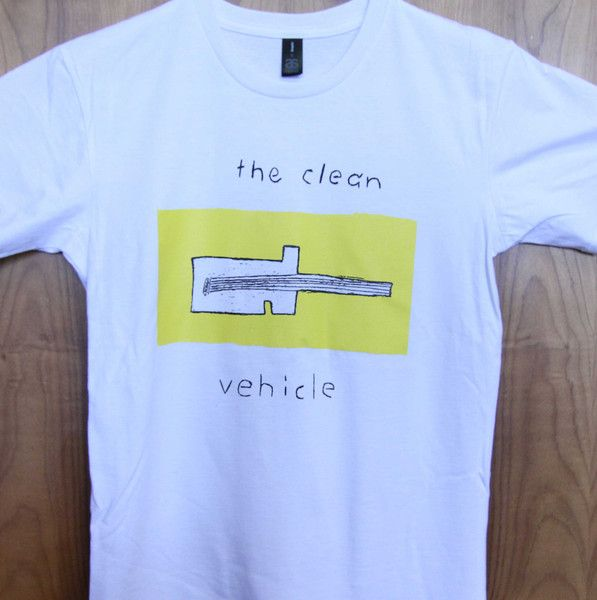 THE CLEAN - Vehicle T-Shirt