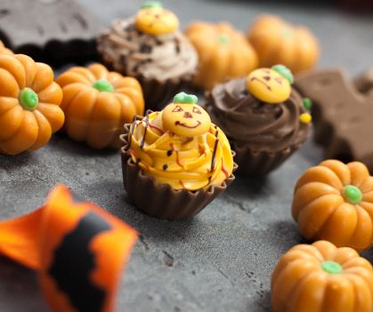 #halloween #chocolate #chocolissimo #trickortreat