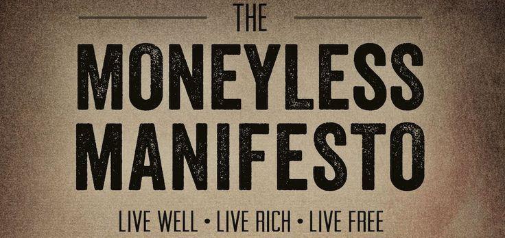 El hombre que ha conseguido vivir sin dinero, nos explica en un libro que lo empujó a tomar la decisión de vivir sin dinero, y como se desarrolló el camino.