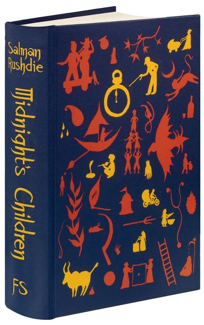 Midnight's Children by Salman Rushdie, Folio Society | LibraryThing
