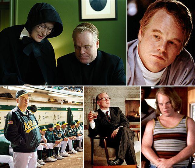 Philip Seymour Hoffman's Greatest Movie Roles