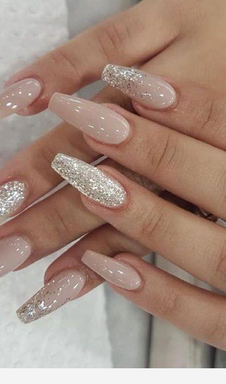 Glamournägel – Acryl – paznokcie