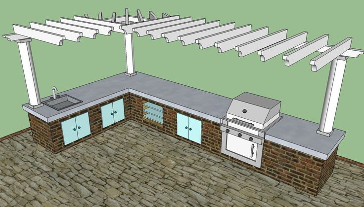 outdoor kitchen howtospecialist how to build step step diy for how to build an outdoor kitchen simple tips on how to build an outdoor kitchen Simple Tips on How To Build An Outdoor Kitchen: http://www.rafael-home-biz.com/outdoor-kitchen-design/