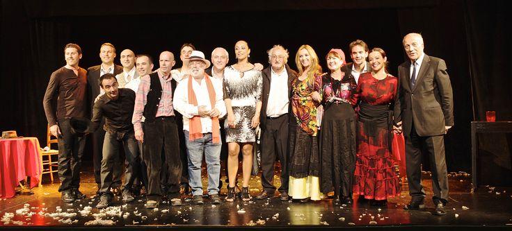 Délégation Corse La Compagnie Lyrique et la troupe U Teatrinu