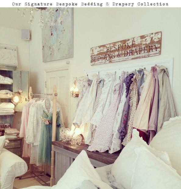 Rachel Ashwell's Shabby Chic Couture Signature Bespoke Bedding