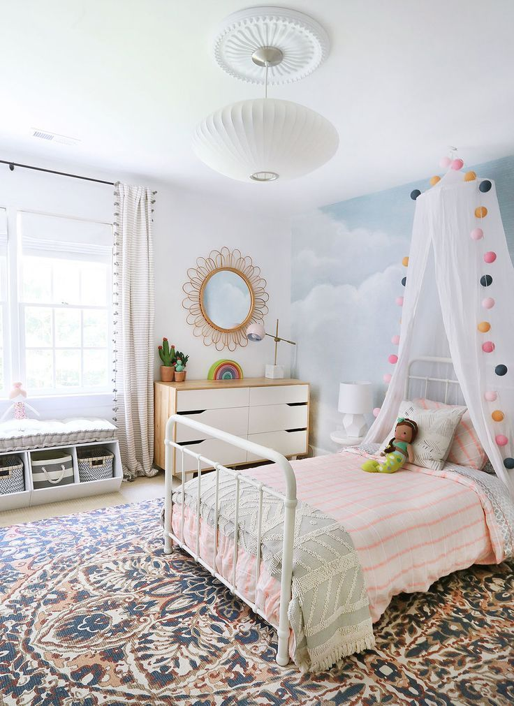 Best A Whimsical Happy Big Girl Room Modern Girls Rooms 400 x 300