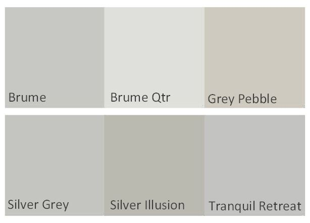 dulux grey pebble - Google Search