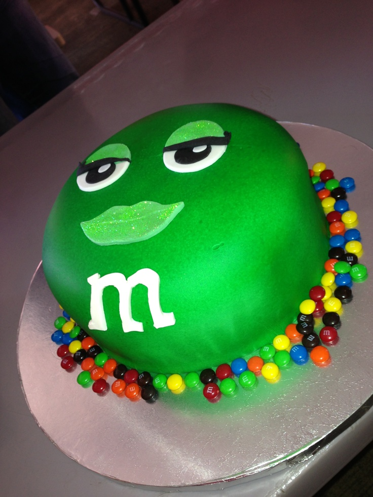 66 best MM cakes images on Pinterest M m cake Creative cakes and
