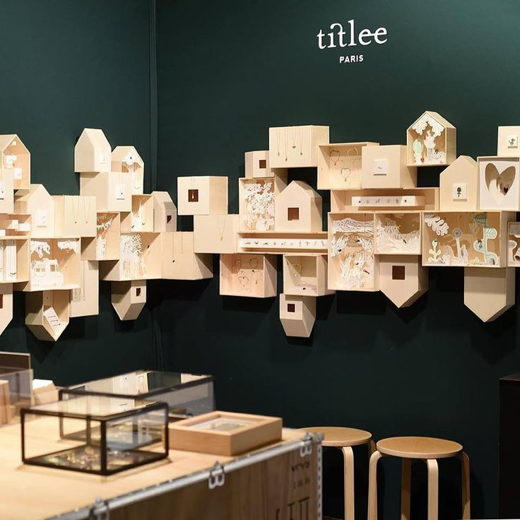 Stand TITLEE - Maison & Objets 2016