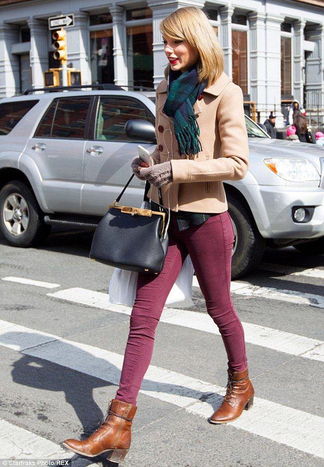73 best Maroon/burgandy skinnies images on Pinterest ...