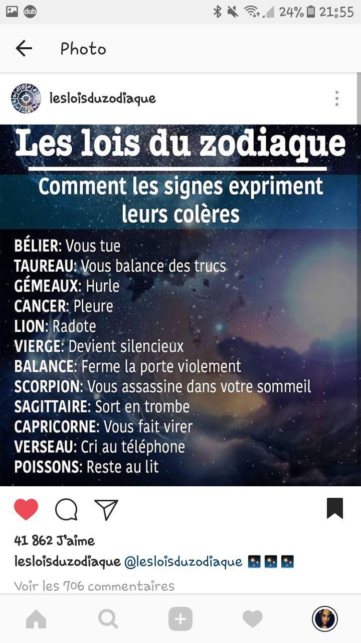 J Aime Mon Lit Zodiaque Drole Zodiaque Signe Astrologique