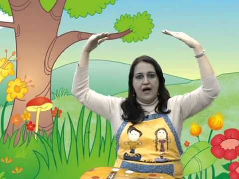AS ÁRVORES BALANÇAM - MÚSICA INFANTIL COM GESTOS - YouTube