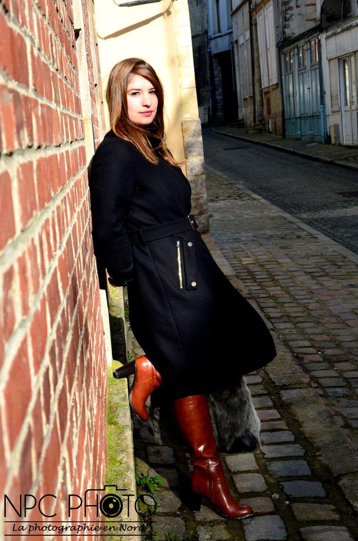 Shooting photo, Street Valenciennes