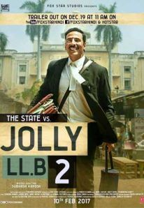 Watch Jolly LLB 2 2017 Full Hindi Movie Free Online  Watch Jolly LLB 2 2017 Full Hindi Movie Free Online Director: Subhash Kapoor Starring: Akshay Kumar, Elli Avram, Avijit Dutt, Nikhil Dwivedi, Rajiv Gupta, Sayani Gupta, Inaamulhaq, Brijendra Kala, Annu Kapoor Genre: Comedy, Drama Released on:...
