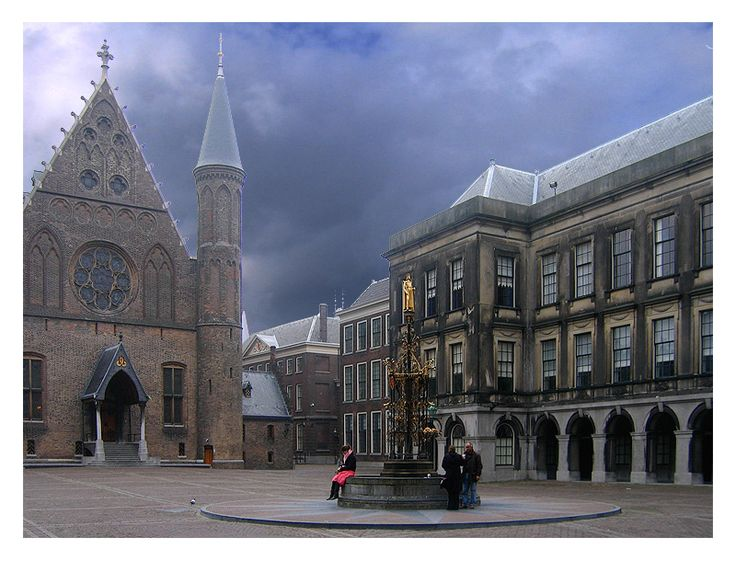 The Parliament - The Hague, Netherlands