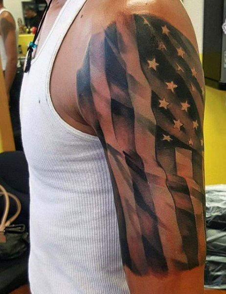 24 best tattoos images on pinterest tattoo ideas tattoo 100 military tattoos for men memorial war solider designs american flag publicscrutiny Image collections