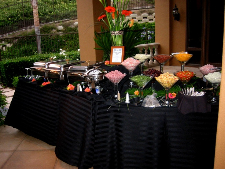 Mashed Potato Martini Bar Choose White Or Sweet Potatoes Variety Of Toppings