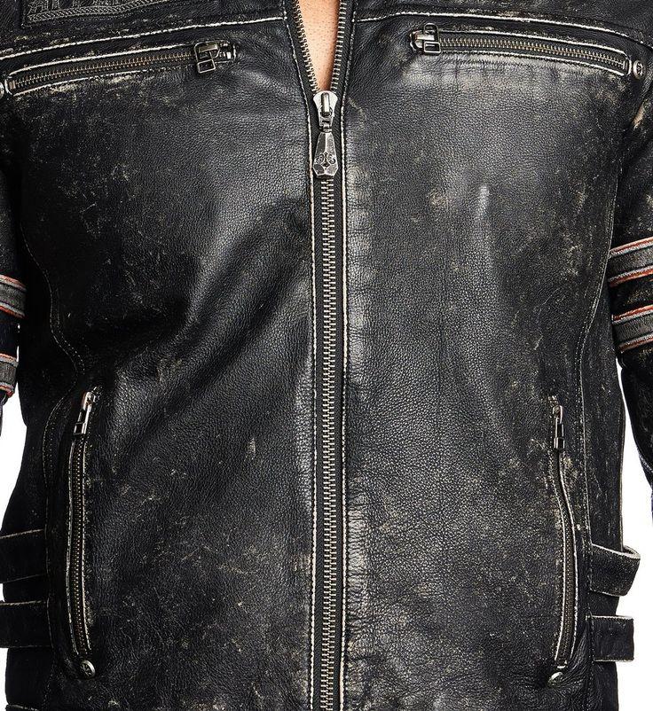Fast Lane - Affliction Clothing - Mens Jackets - 3