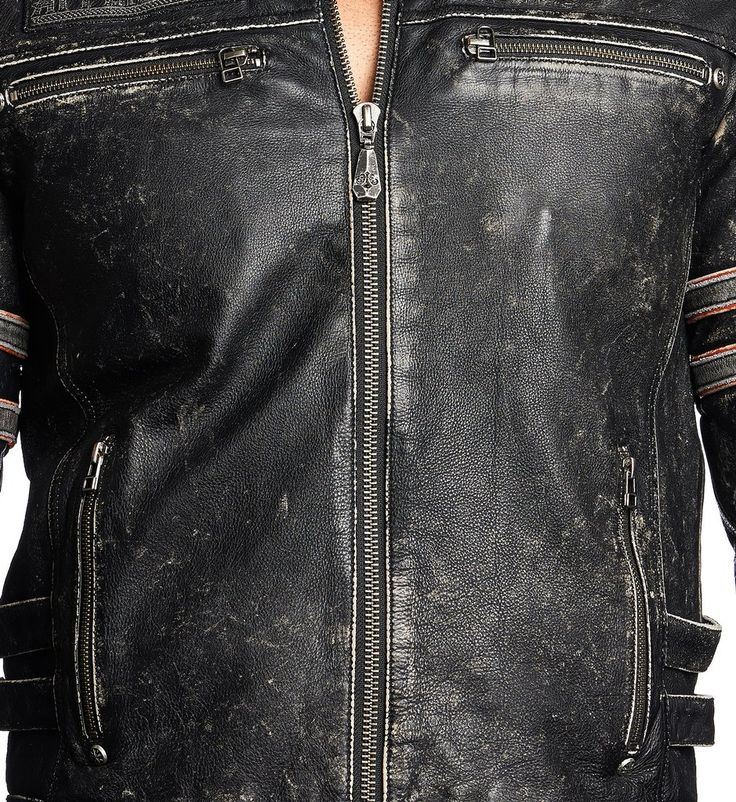 Fast Lane - Affliction Clothing - Mens Jackets - 3