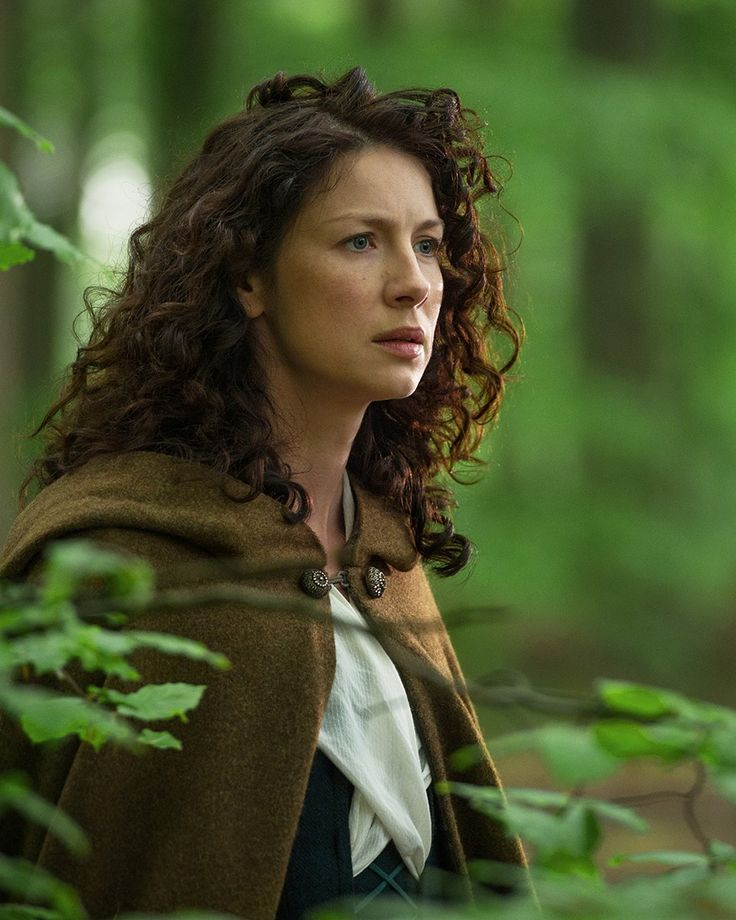 """Claire wanders through the woods: """"And suddenly, there it was: Craigh na Dun... There was no mistaking it. I was back to the place where it had all begun. So much had happened. So much had changed. Last I was here, I was Claire Randall, then Claire Beauchamp, then Claire Fraser. The question was: Who did I want to be?"""" 