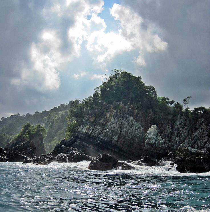 Kiluan Bay, Lampung, Indonesia