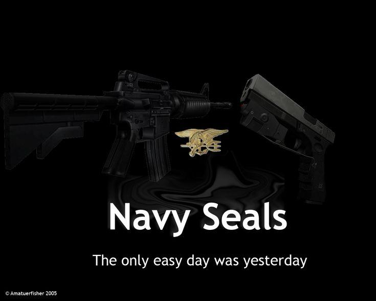 Navy Seals rock!