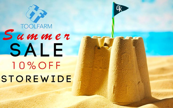Toolfarm Summer Sale 2017