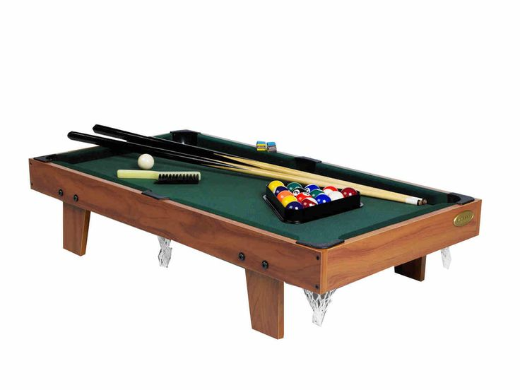 Gamesson 3' LTH Pool Tables - Availability: in stock - Price: £69.99