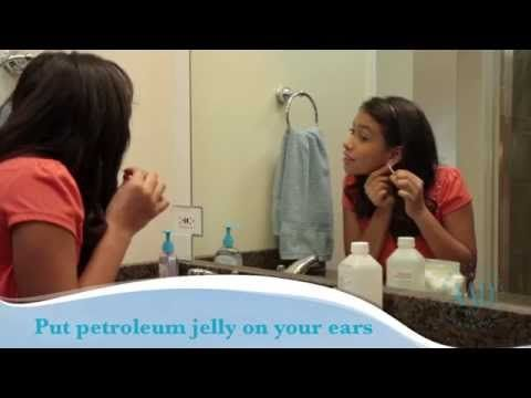 Video: Fürsorge für durchbohrte Ohren. Dermatologen fordern Sie auf, diese Schritte zu befolgen, um …   – Dermatology Monthly Video Series