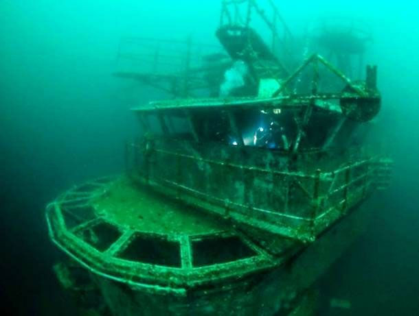 25 Eeriest Shipwrecks in the World | ships I'm fascinated ...