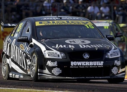 Kelly Racing - Jack Daniels - Rick Kelly