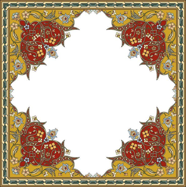 73-Floral Pattern (Khatai)