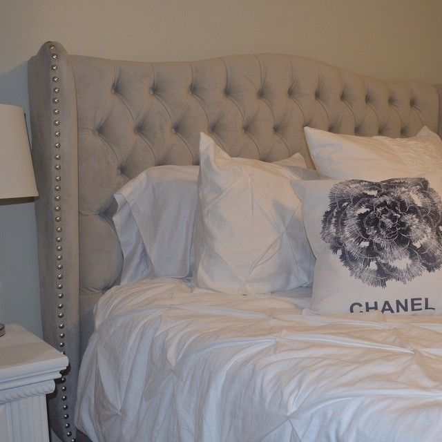 Misz Sanabria 39 S Bedroom Look Is Complete With Our Jameson Bed Z Gallerie In Your Home